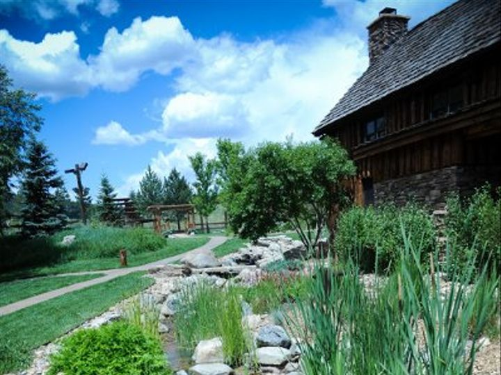 Tmx 1336428050052 GenevievesGardenStream Larkspur, CO wedding venue