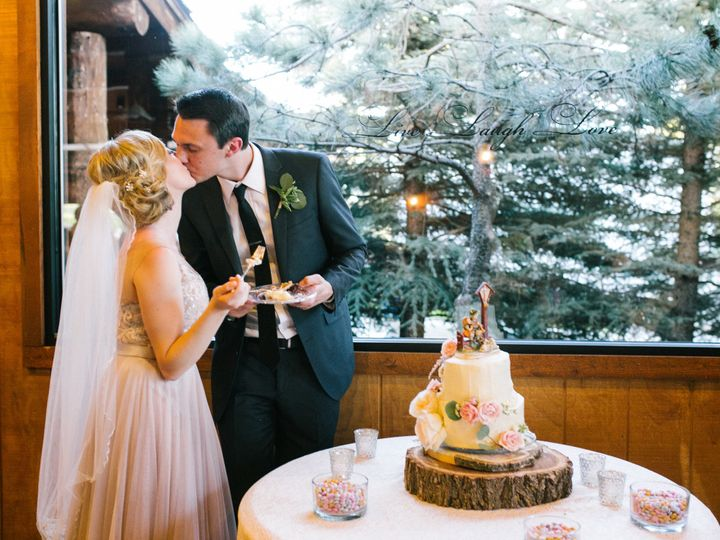 Tmx 1493083590604 Kyle Scott Spruce Mountain Wedding By Lisa Odwyer  Larkspur, CO wedding venue