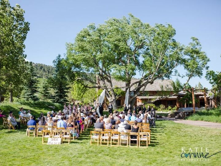 Tmx 1493083887108 Ackermansheakatiecorinnephotographysheasprucemount Larkspur, CO wedding venue