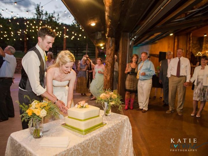 Tmx 1493085310011 Footeversenkatiecorinnephotographyversensprucemoun Larkspur, CO wedding venue