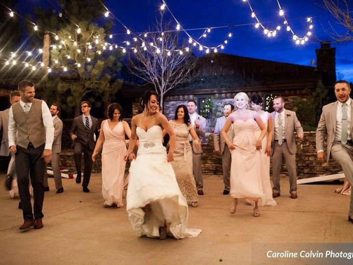 Tmx 1493085346322 Mcbridecomneckcarolinecolvinphotographyccpwedcomne Larkspur, CO wedding venue