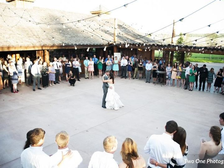 Tmx 1493085392028 Nockcarvilltwoonephotographysprucemountainranchwed Larkspur, CO wedding venue