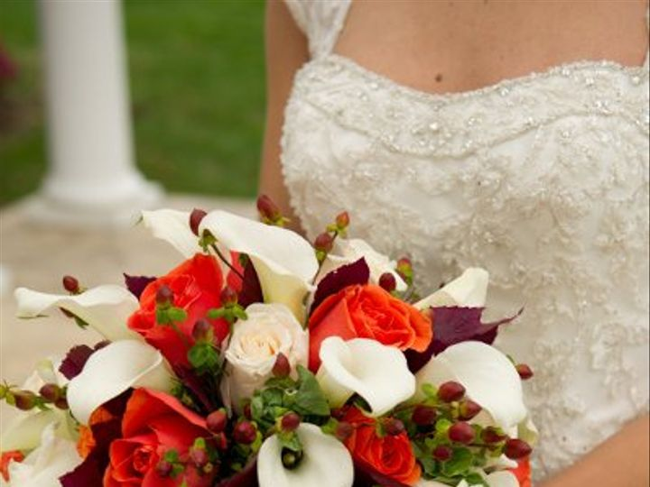 Tmx 1322577157443 Flowerupclose Stratford, New York wedding florist