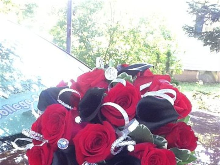 Tmx 1331444306878 Photoredblack Stratford, New York wedding florist