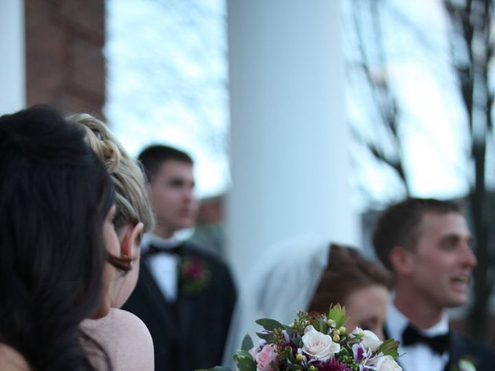 Tmx 1361826175262 HaberWeddingFamilyBridalParty0047 Stratford, New York wedding florist