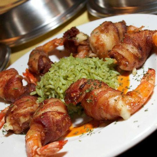 d9556421b3255cbb Antigua shrimp at catering