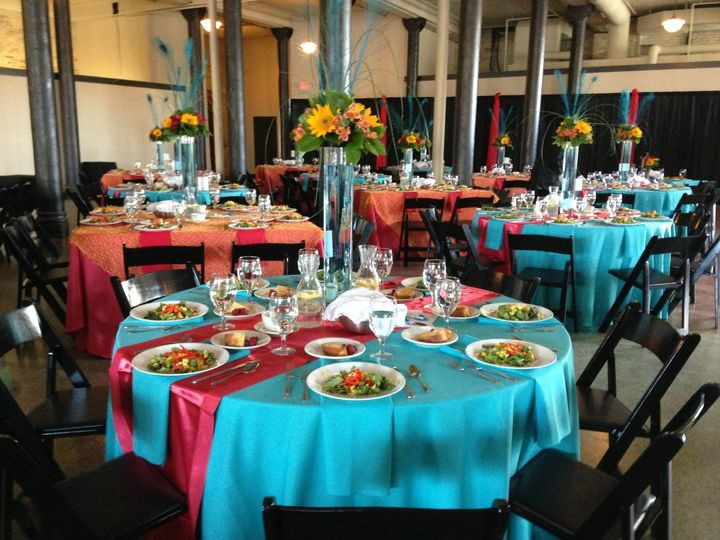 Tmx 1375476432890 Table 2 At Pritzlaf Milwaukee, WI wedding catering