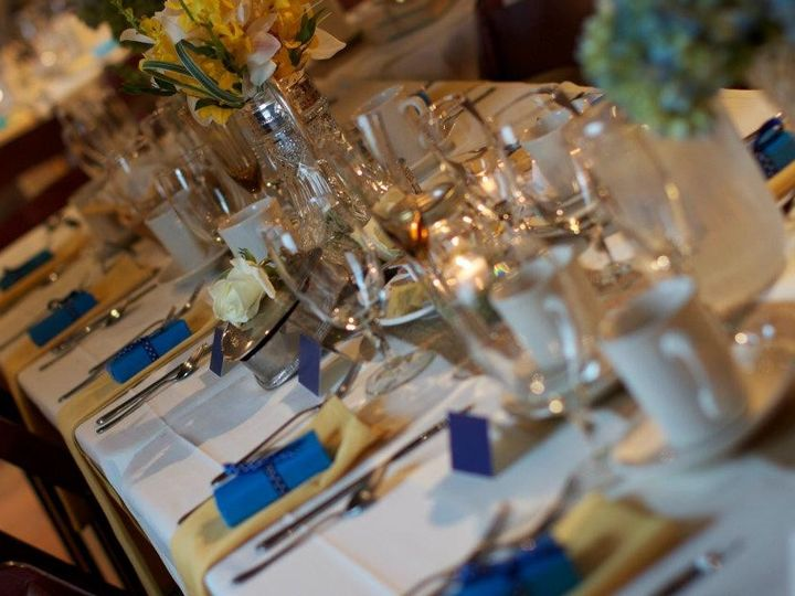 Tmx 1388435223940 Table Setting Iriso Milwaukee, WI wedding catering