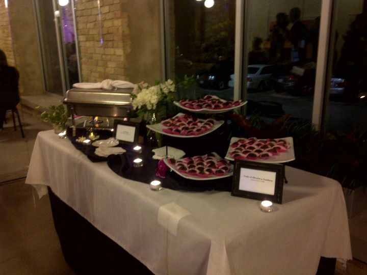 Tmx 1388443717715 Dessert 3 Statio Milwaukee, WI wedding catering