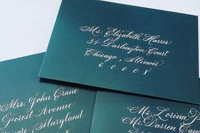 Quill & Paper Calligraphy