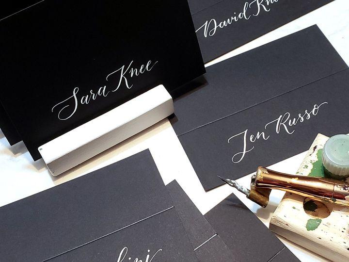 Tmx Placecards 51 675675 161116757655180 Paramus, NJ wedding invitation