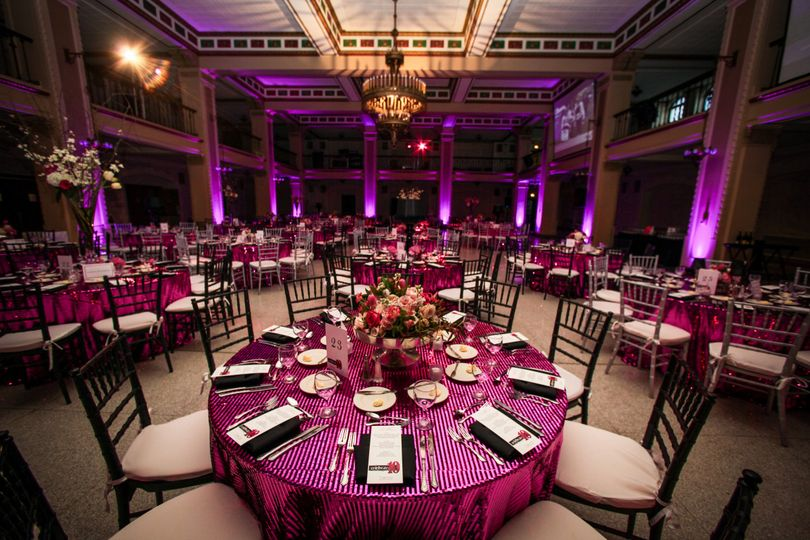 Grand Hall - our largest event space.