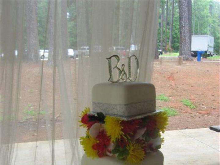 Tmx 1284415554018 Weddingcakecj Greensboro wedding cake