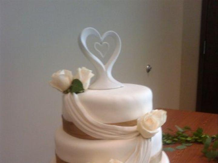 Tmx 1284415575235 Borden.southwedding Greensboro wedding cake
