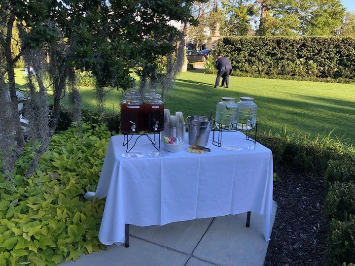Tmx Tea Set Up 51 776675 1572891487 Wilmington, North Carolina wedding catering