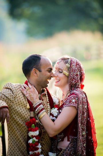Hindu/Catholic Wedding