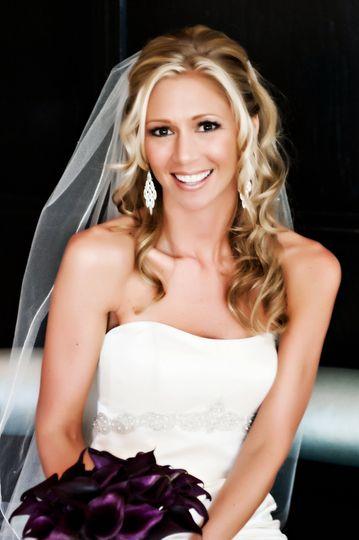 Boca Raton, FL bride by Maria