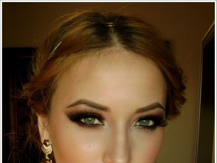 Tmx 1500177954584 62118637695fb59df26f7e8b796098e7  Sexy Eye Makeup  Boca Raton, FL wedding beauty
