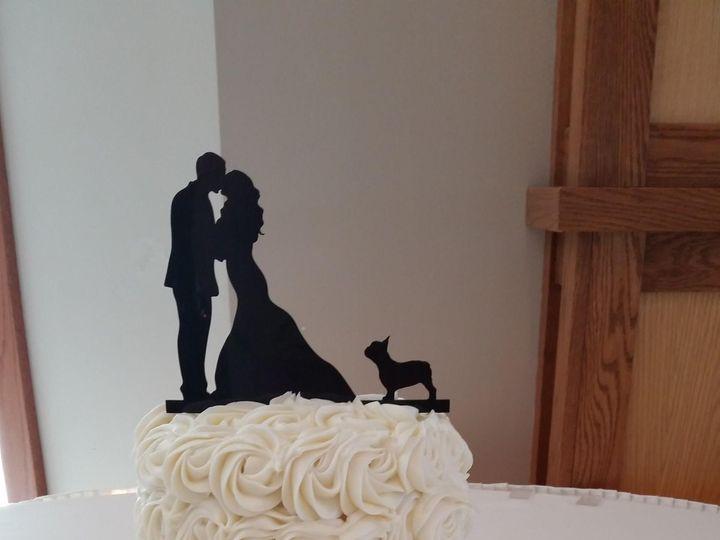 Tmx 20160611 145134 51 1067675 1558640035 River Falls, WI wedding cake