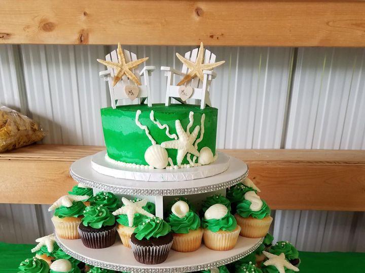 Tmx 20170527 160018 51 1067675 1558640146 River Falls, WI wedding cake