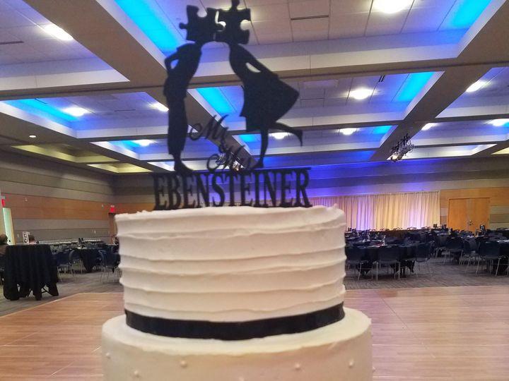 Tmx 20171007 141846 51 1067675 1558640334 River Falls, WI wedding cake