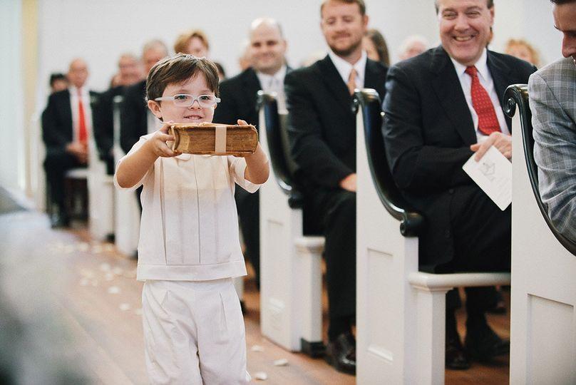 Bible bearer