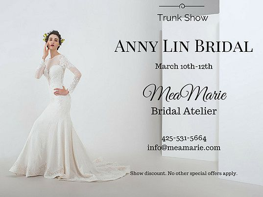 anny lin trunk show