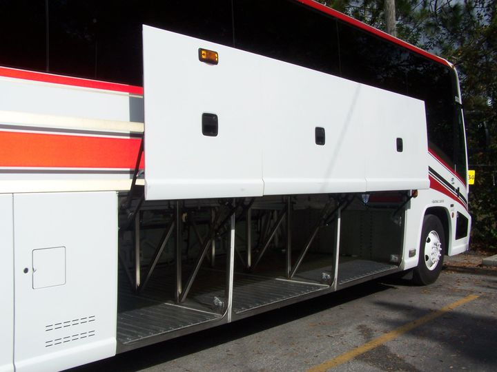 Tmx Bus Bins 51 1058675 Saint Petersburg, FL wedding transportation