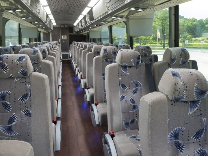 Tmx Bus Interior For Emails 51 1058675 Saint Petersburg, FL wedding transportation