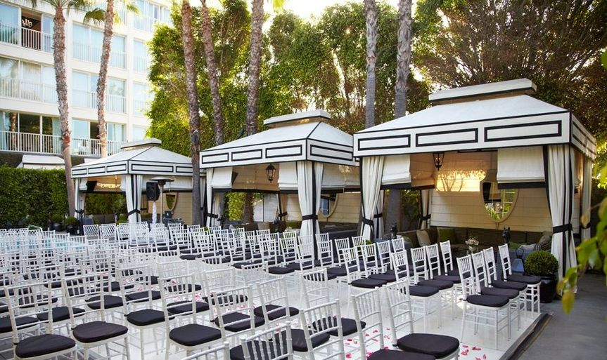 Viceroy Santa Monica Venue Santa Monica Ca Weddingwire