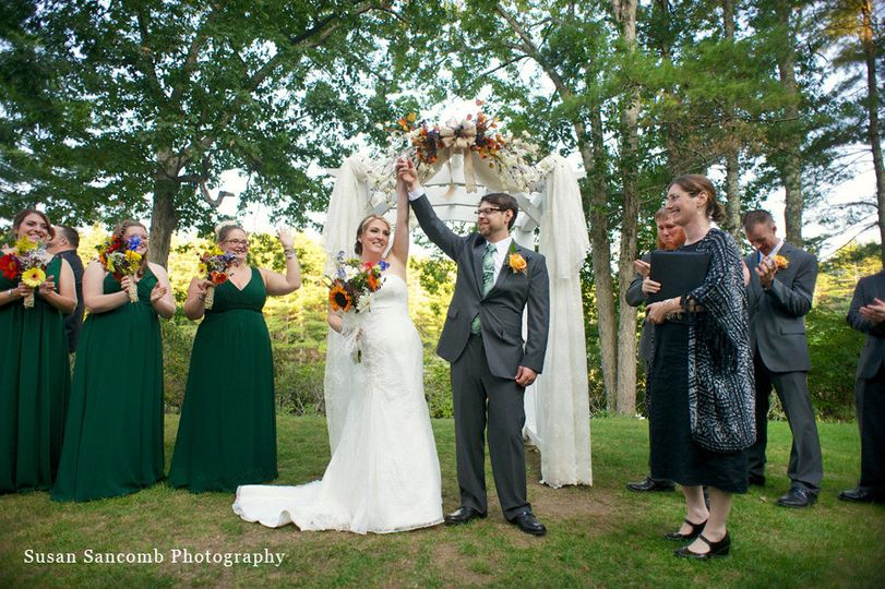 whispering pines wedding photographer rhode island