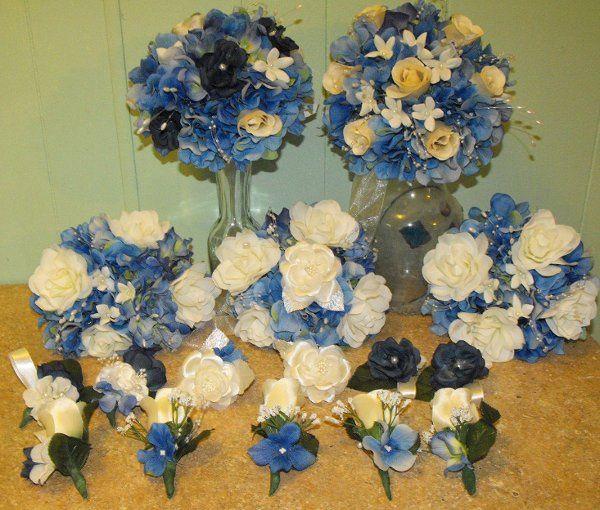 Silk Wedding Flowers For Less Flowers Jacksonville Beach Fl Weddingwire