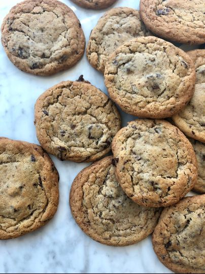 Our cookies = a bite of heaven