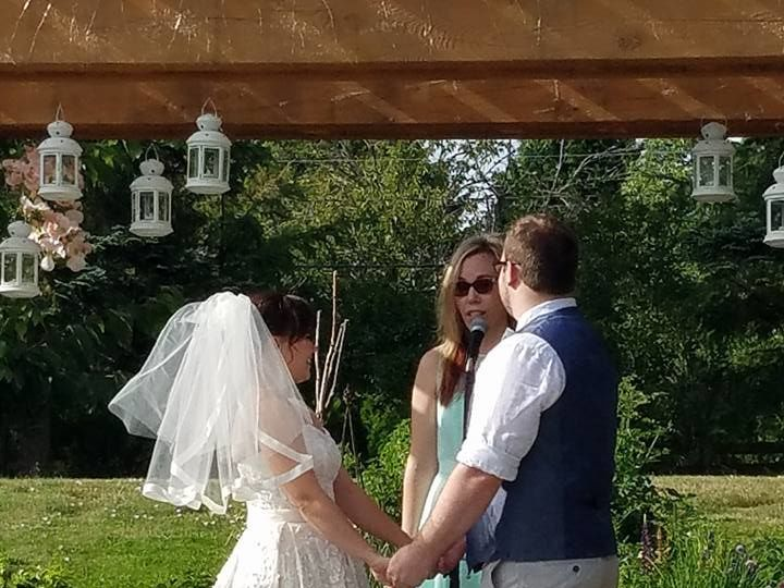 Tmx 1522913381 15e9a468511726cb 1522913379 B32713c28c844028 1522913376049 4 Katie And Cody 7 Greenbank, WA wedding officiant