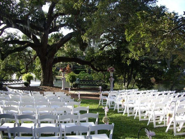 Lagoon Lawn Ceremony