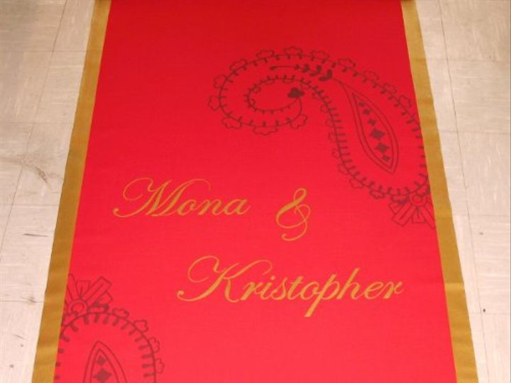 Tmx 1277239237434 MonaKristopherSouthernAffairMonaPatel Livingston, NJ wedding eventproduction