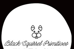 Black Squirrel Primitives Engraved Signs