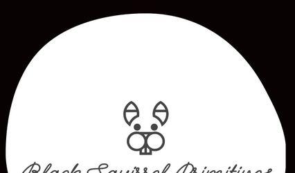 Black Squirrel Primitives Engraved Signs