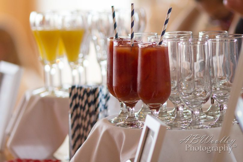 Bloody Mary's & Mimosas