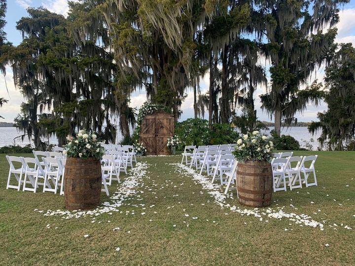 Tmx Barrel 51 1054775 158579164547245 Groveland, FL wedding rental