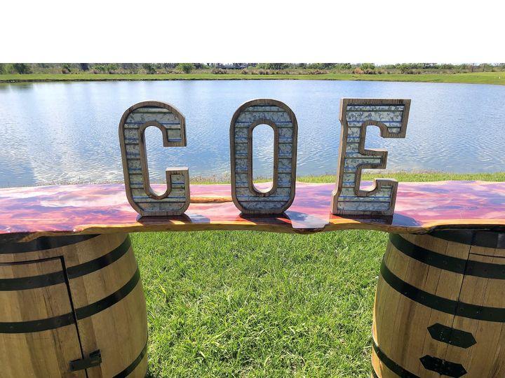 Tmx Coe 51 1054775 Groveland, FL wedding rental