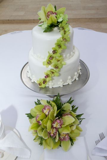 Floral Cake Accents