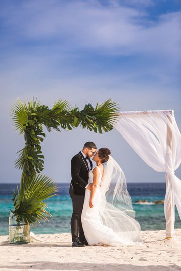 Wedding Beach Ceremony