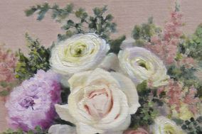 """""""Forever Bouquet Paintings"""" by Pat Fiorello"""