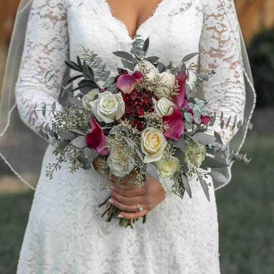 Beautiful bouquet of flowers!