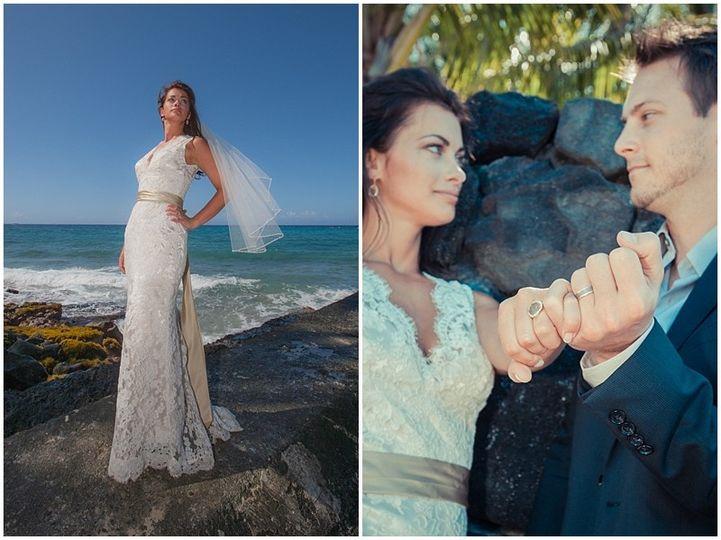 beach weddings kona hawaii 7