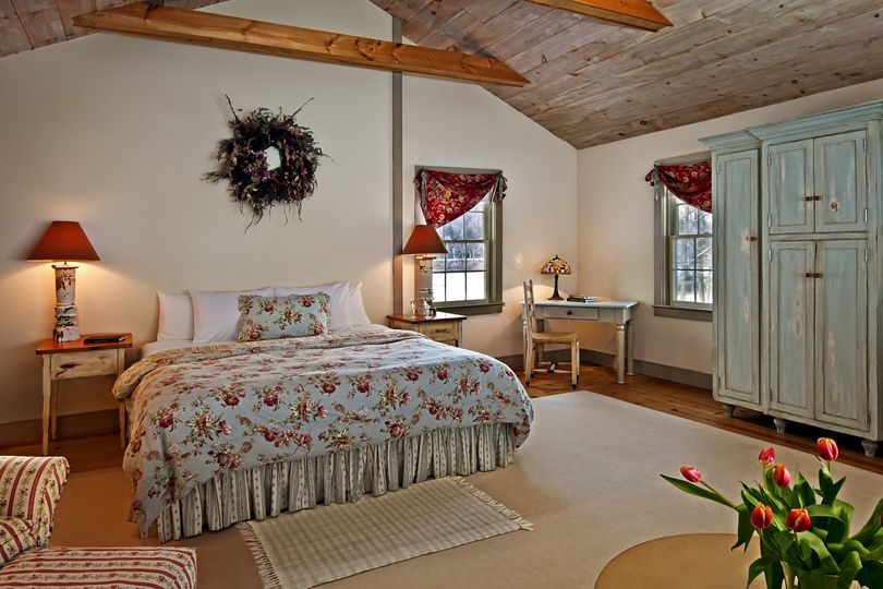 One of our most popular suites - The Loft.