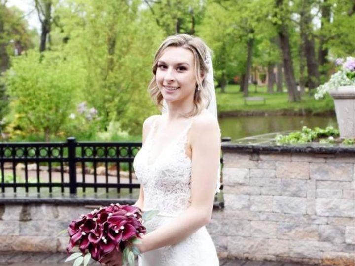 Tmx Michaila 51 627775 1572393261 Simsbury, CT wedding florist