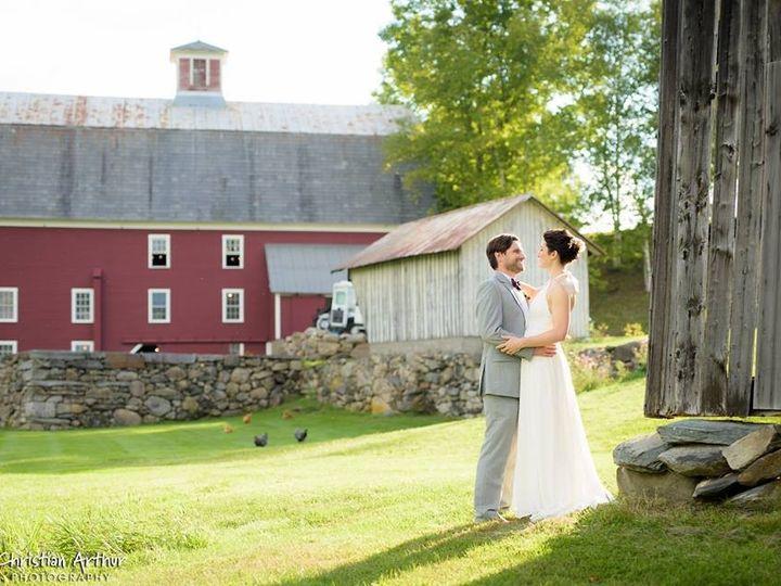 Tmx 1476224204489 Kt At Run In Barn Woodstock, VT wedding venue