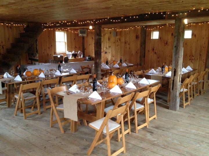 Tmx 1476373120373 White Barn Setup Woodstock, VT wedding venue